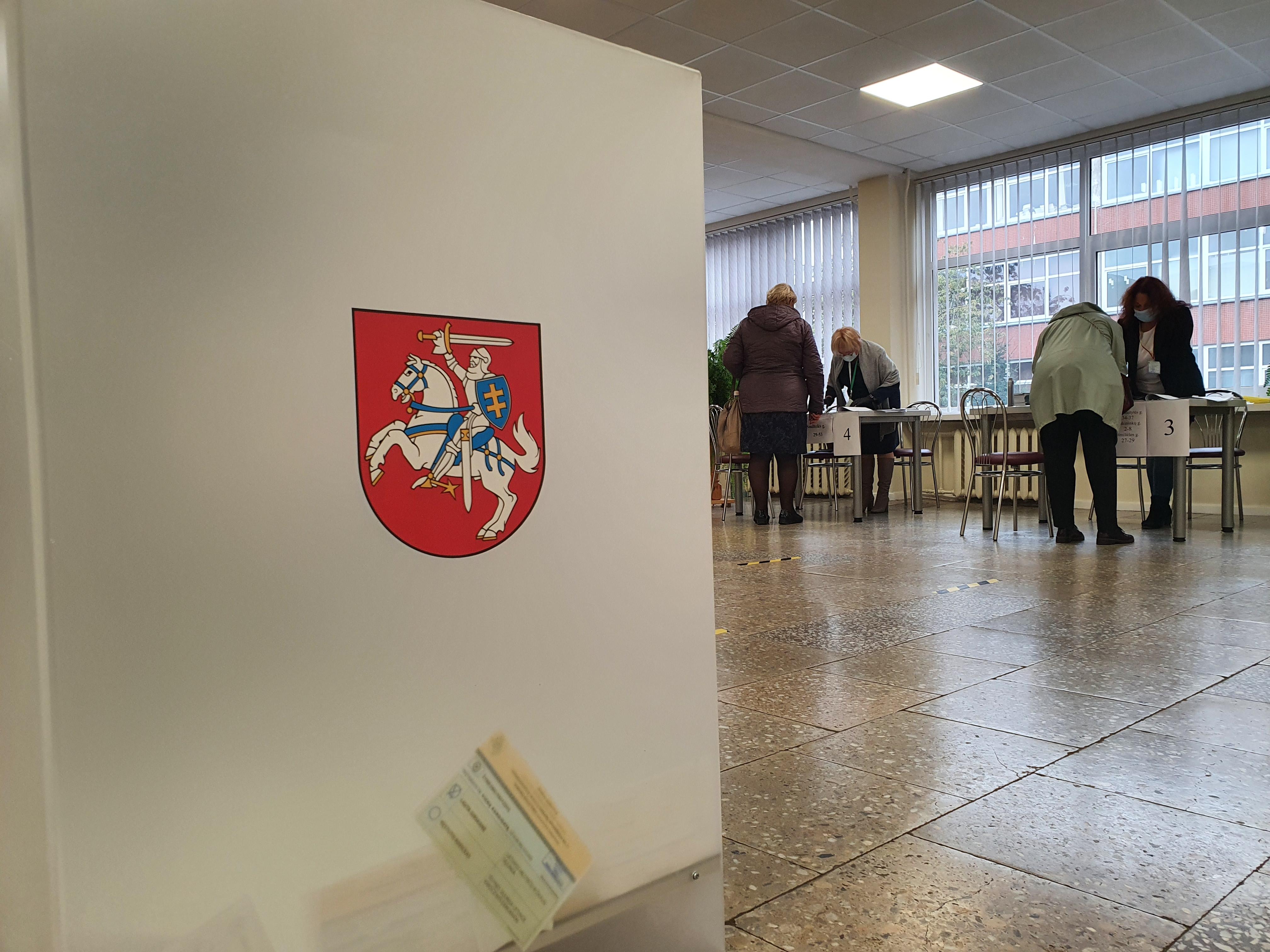 Два на два: кто будет представлять интересы жителей Клайпеды в новом Сейме?