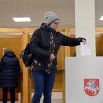 Pagrindinis dokumentas einant į rinkimus – asmens tapatybės dokumentas