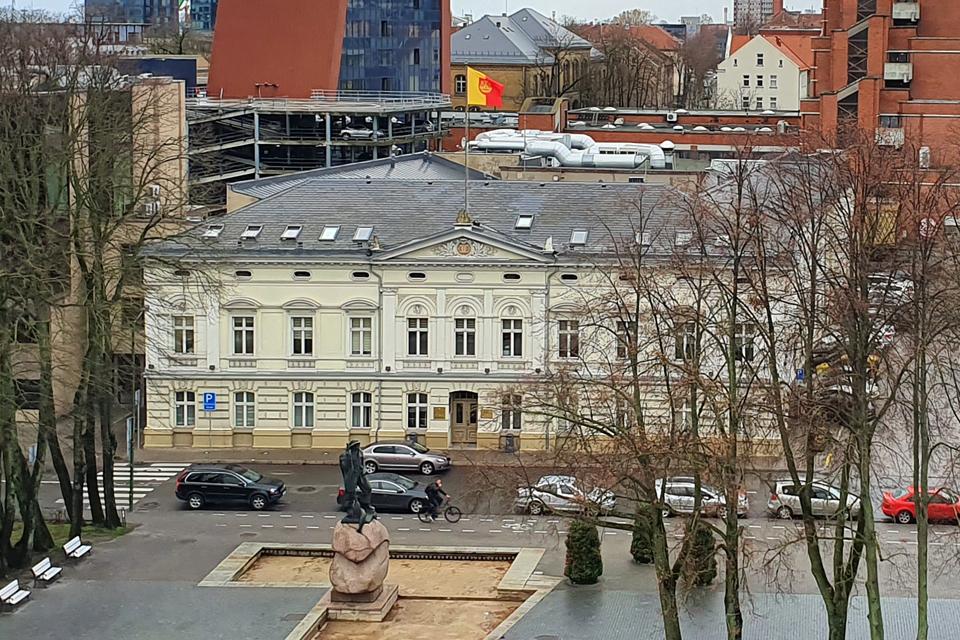 Klaipėdos savivaldybę nuo miesto rotušės skiria vienas dokumentas