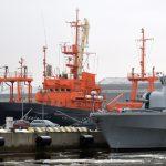 Baltijos jūroje - naftos dėmė