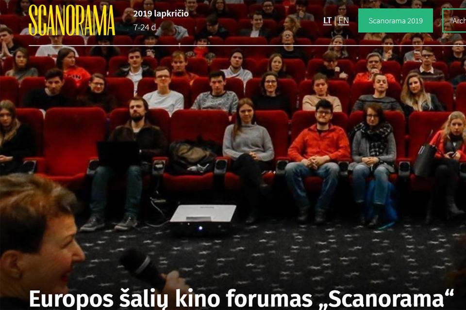 """Klaipėdoje prasidėjo """"Scanoramos"""" maratonas"""