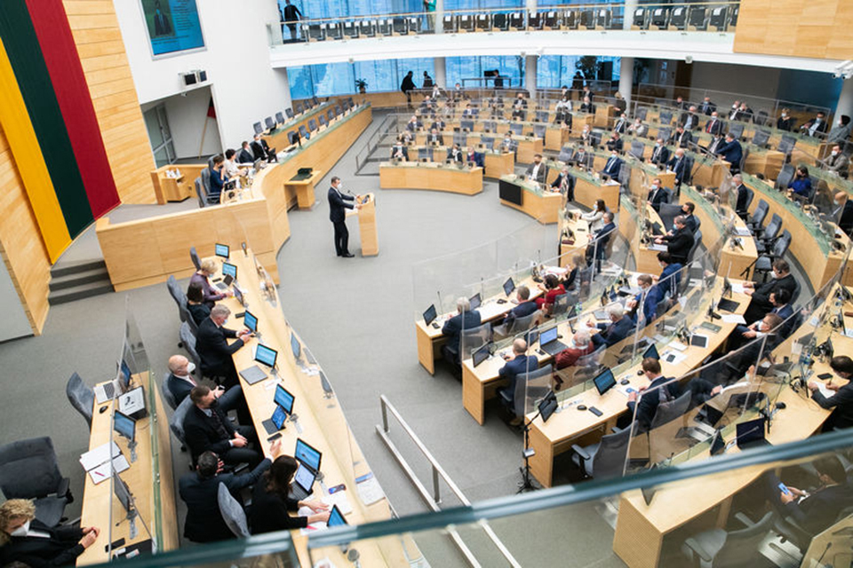 Lietuva jau turi naują Vyriausybę
