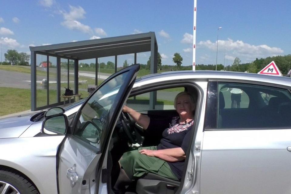 Dvi dienas – išskirtinis policininkų dėmesys vairuojantiems senjorams