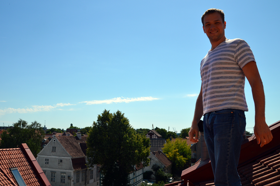 """""""Atvažiavau ne į Lietuvą, atvažiavau į Klaipėdą"""""""