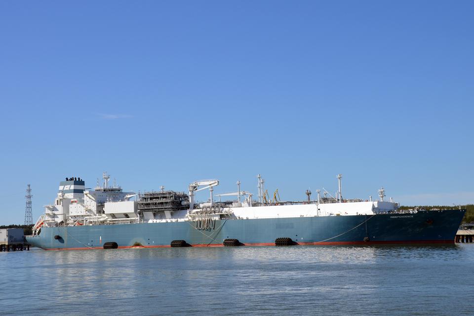 Kodėl naudinga išpirkti SDG laivą-saugyklą?