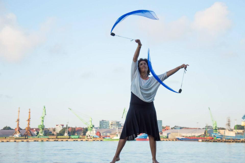 Svajonė: kad egzotišką šokį galėtų išmokti kiekvienas
