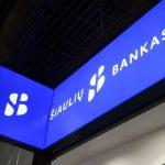 Šiaulių banko padaliniai atnaujina veiklą