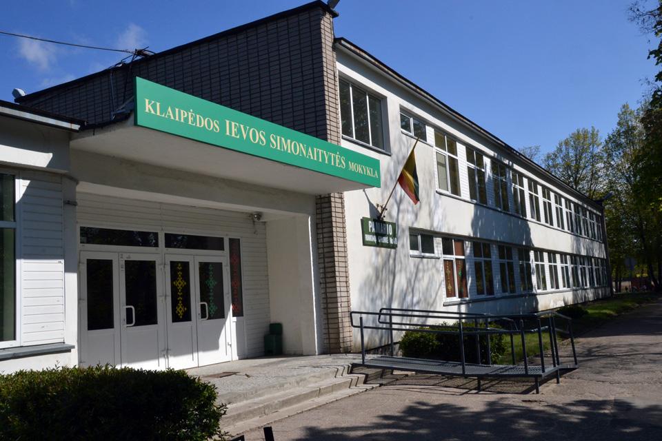 Palaimino Klaipėdos jūrų kadetų mokyklos vietą