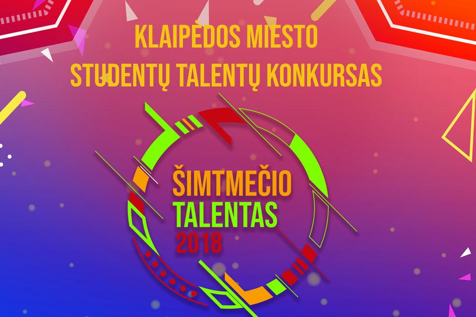 Rinks talentingiausią studentą