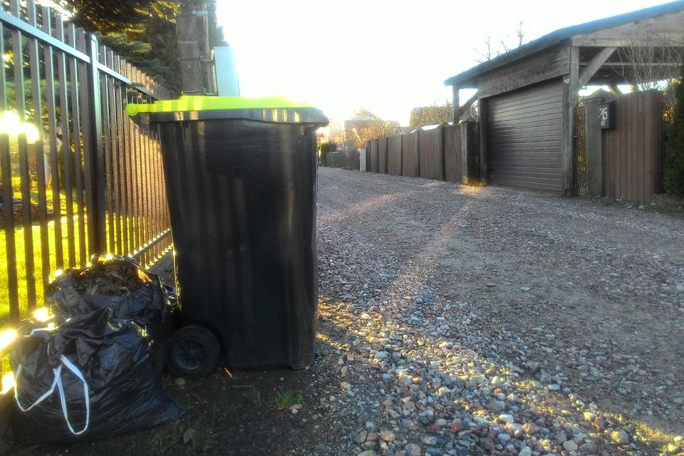 Pakeisti atliekų išvežimo grafikai įnešė sumaišties