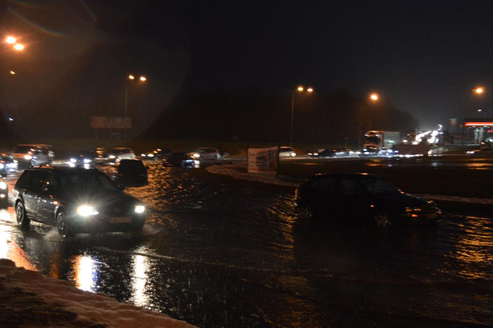 Klaipėdos potvynis: kurs planą
