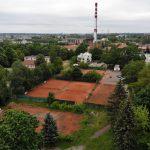 Цель реконструкции теннисных кортов в паркескульптур-незаработать