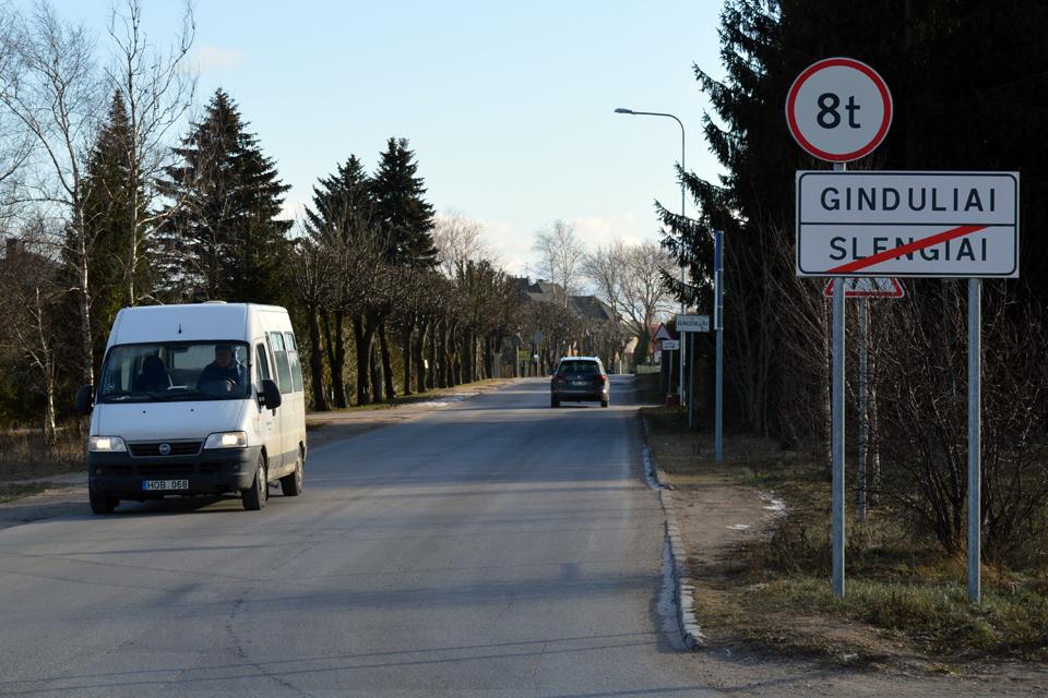 Pritarė Slengių prijungimui prie Klaipėdos