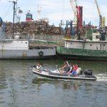 Laivų techninės apžiūros naujovės Klaipėdos regione