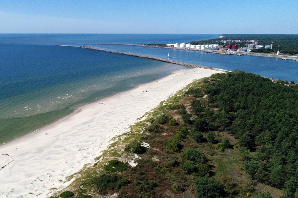Aplinkos ministerija – prieš Klaipėdos norus dėl Smiltynės statuso