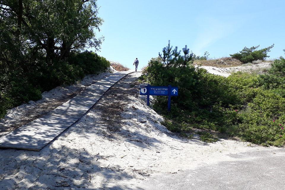 Kurorto statuso nesulaukiančioje Smiltynėje – nauji projektai