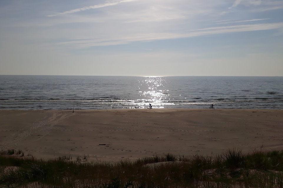 Smiltynės pliaže – karo laikų palikimas