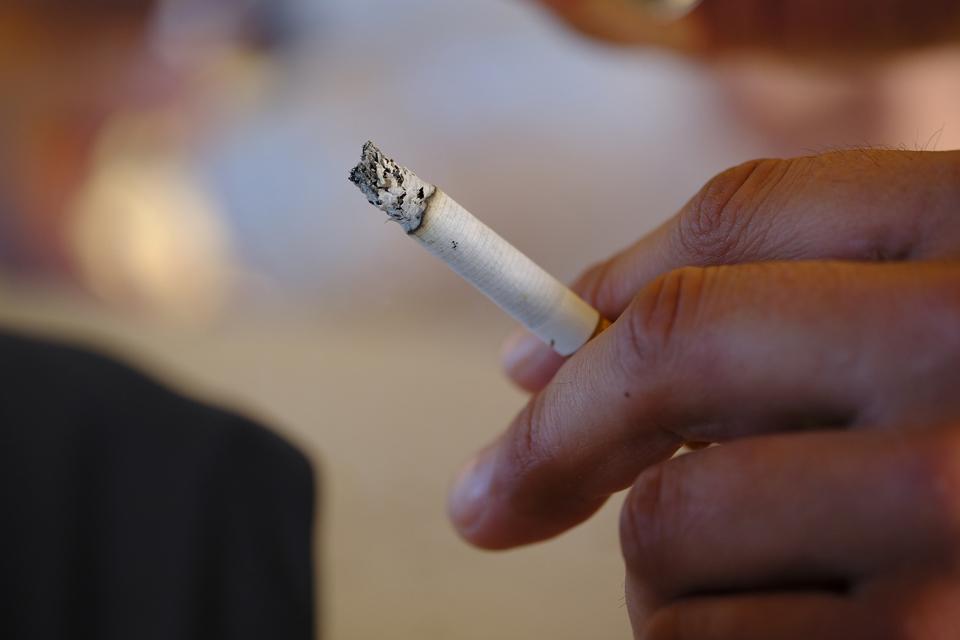 Полиция Клайпеды накрыла сеть малолетних курильщиков