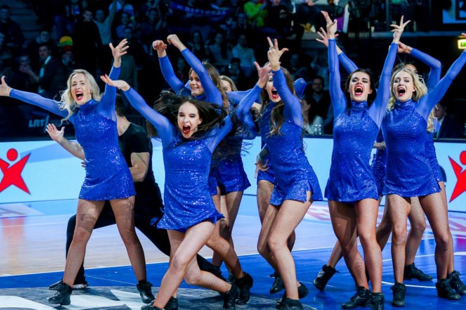 """""""Neptūno"""" šokėjos tapo čempionėmis"""