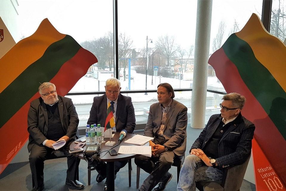 Lietuvos šimtmečiui – apie 30 renginių
