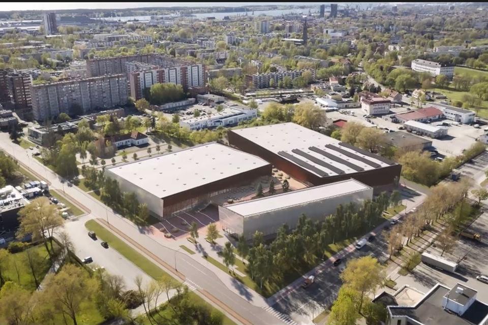 Naujas sporto kompleksas Klaipėdoje: prasidėjo derybų maratonas