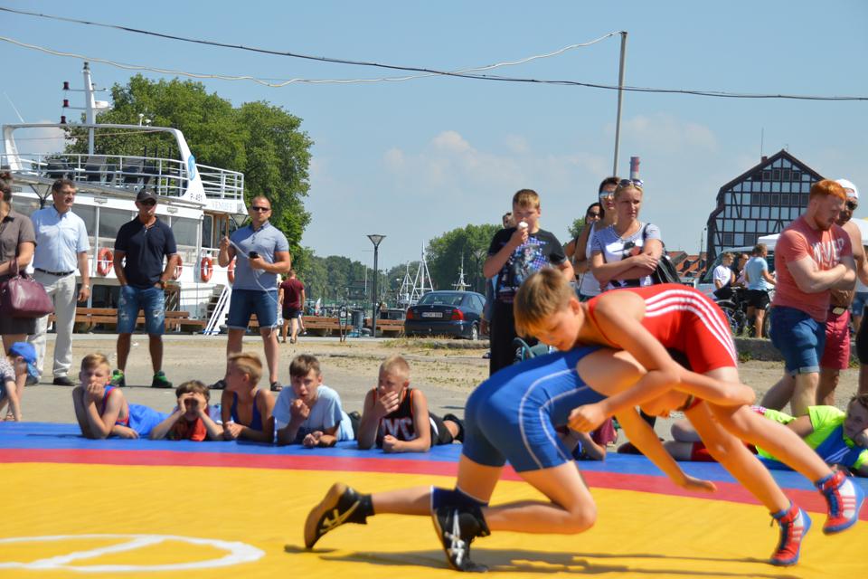 Prie marių – sporto festivalis