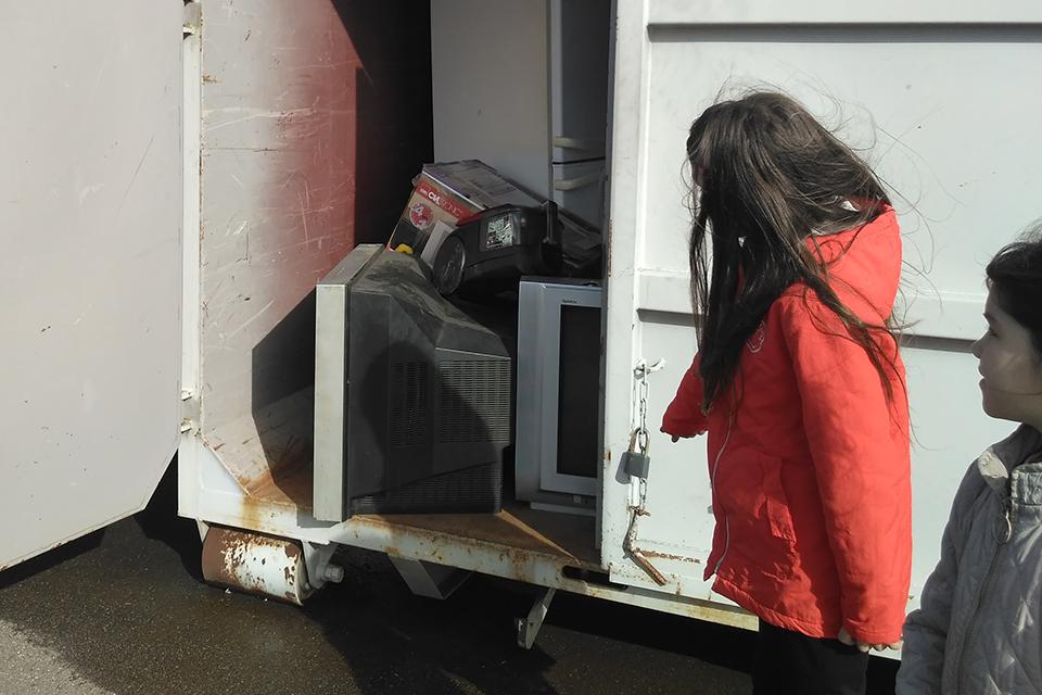 Po vieną dieną nedirbs atliekų aikštelės