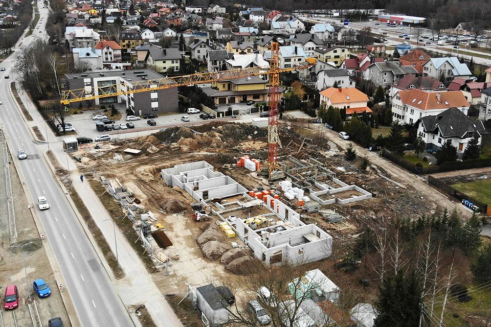 Statybose – sumaištis dėl kainų: situacija keisis nebent rudenį
