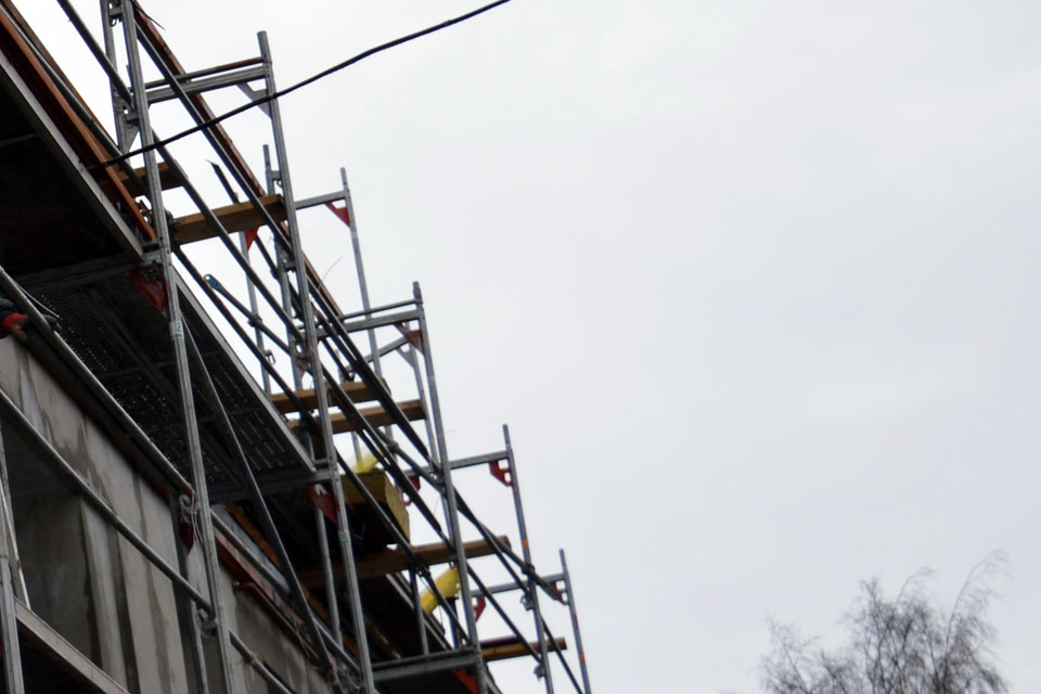 Nakvynės namų remontą turės užbaigti kitas rangovas