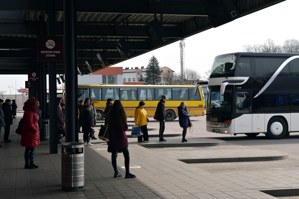 """Бывший гендиректор """"Клайпедского автобусного парка"""": я не понимаю, как можно было отказаться от маршрута Клайпеда – Шяуляй – Рига"""