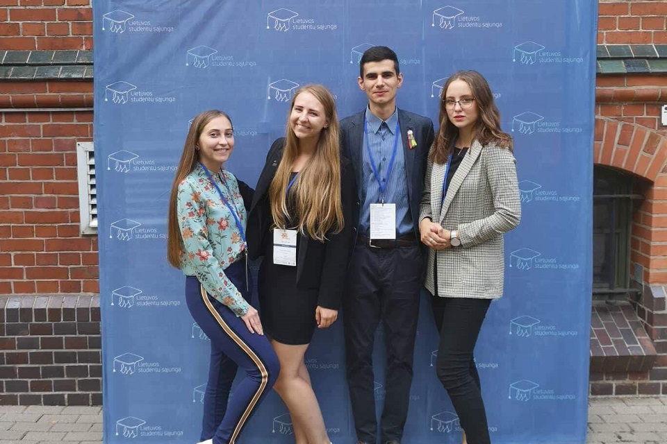 Įvyko Lietuvos studentų sąjungos asamblėja