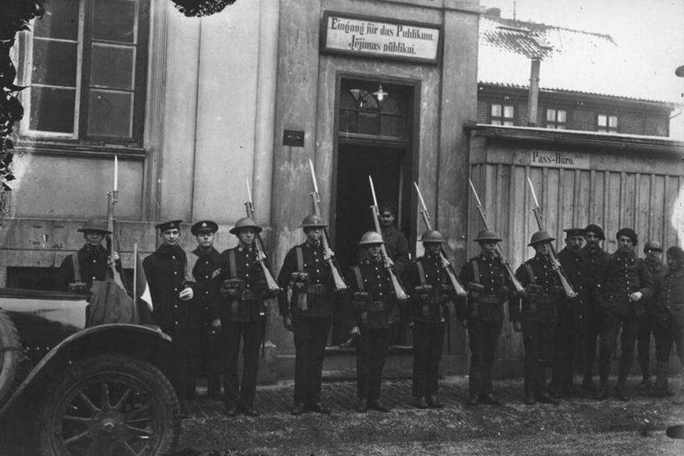 Žvilgsnis į Klaipėdos sukilimo operacijos užkulisius I