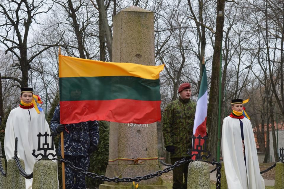 Drąsiausiam tarpukario Lietuvos žingsniui – 95