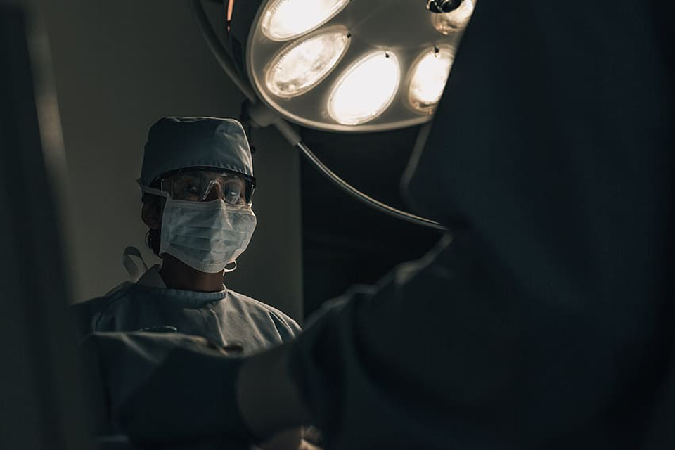 Meilė, mirtis, daktarai