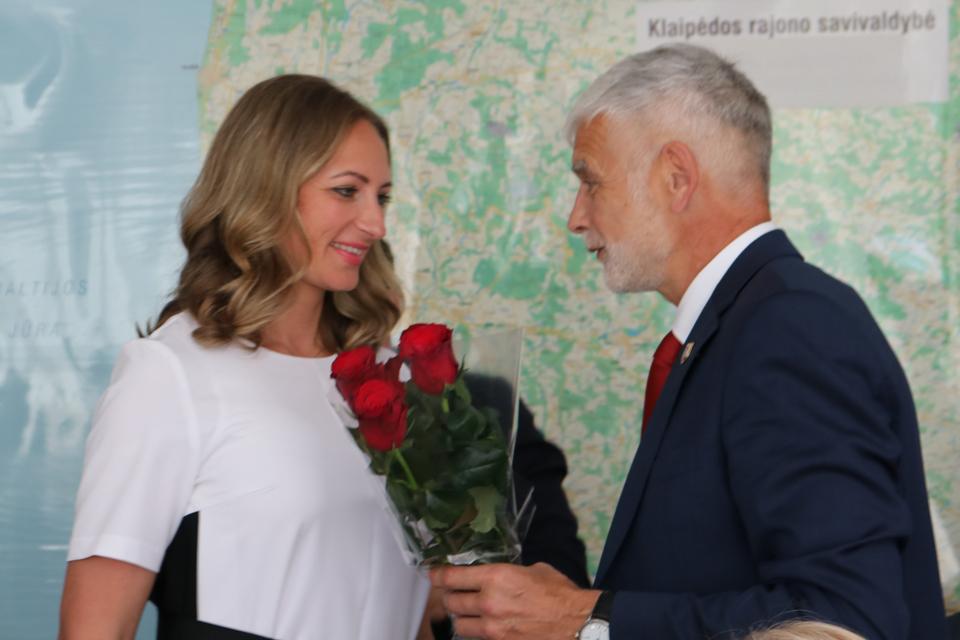 Patvirtino Klaipėdos rajono administracijos direktoriaus pavaduotojus