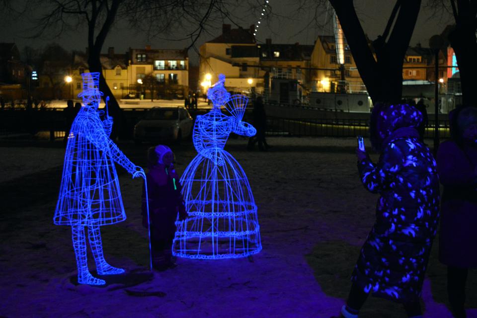 Pajūrį užkariauti siekiantis Šviesų festivalis atgaivins paveikslus