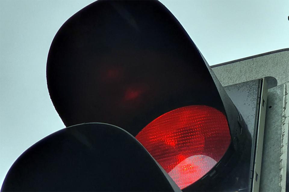 Atsakomybė – ir partrenkus degant raudonam signalui ėjusį pėstįjį