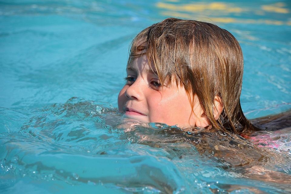 Savivaldybei – padėka už plaukimo pamokas