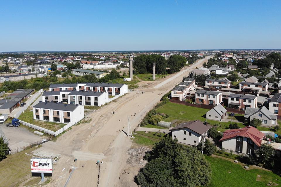 Gatvių rekonstrukcijos kaina: gyventojai dūsta dulkėse
