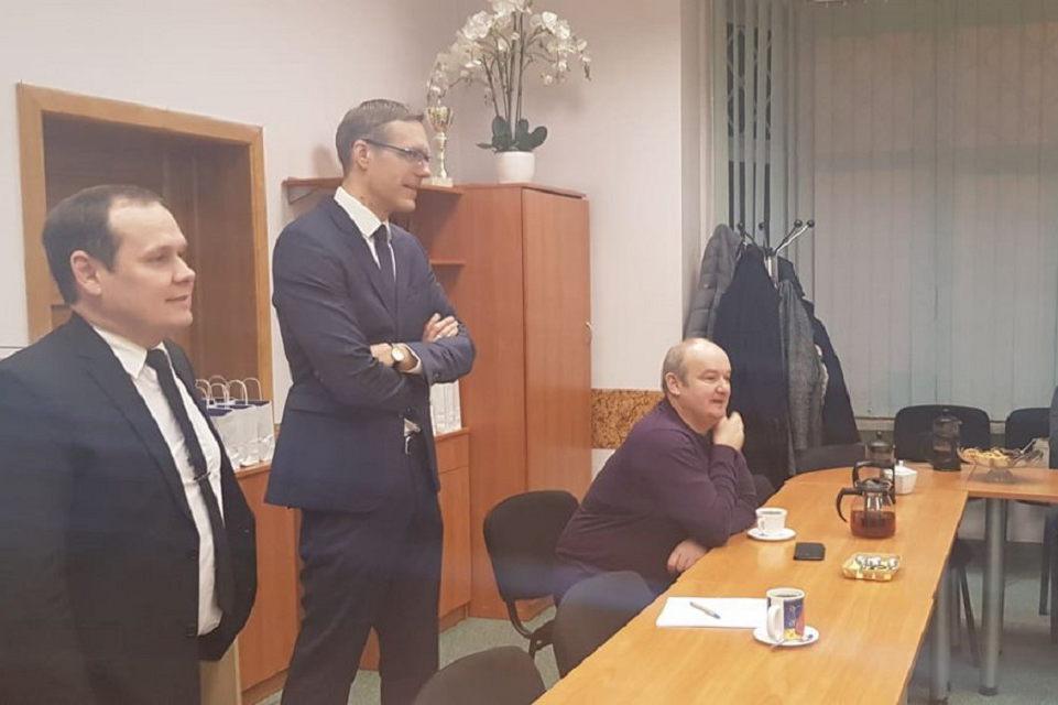 Su žiniasklaidos atstovais aptarė teismo komunikacijos rezultatus