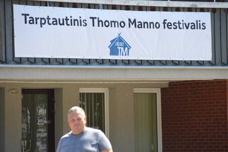Thomo Manno festivalyje – ir kino naktys