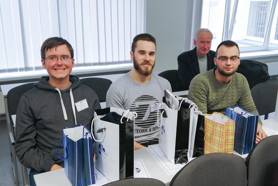 Klaipėdiečiai studentai – tarp konkurso nugalėtojų