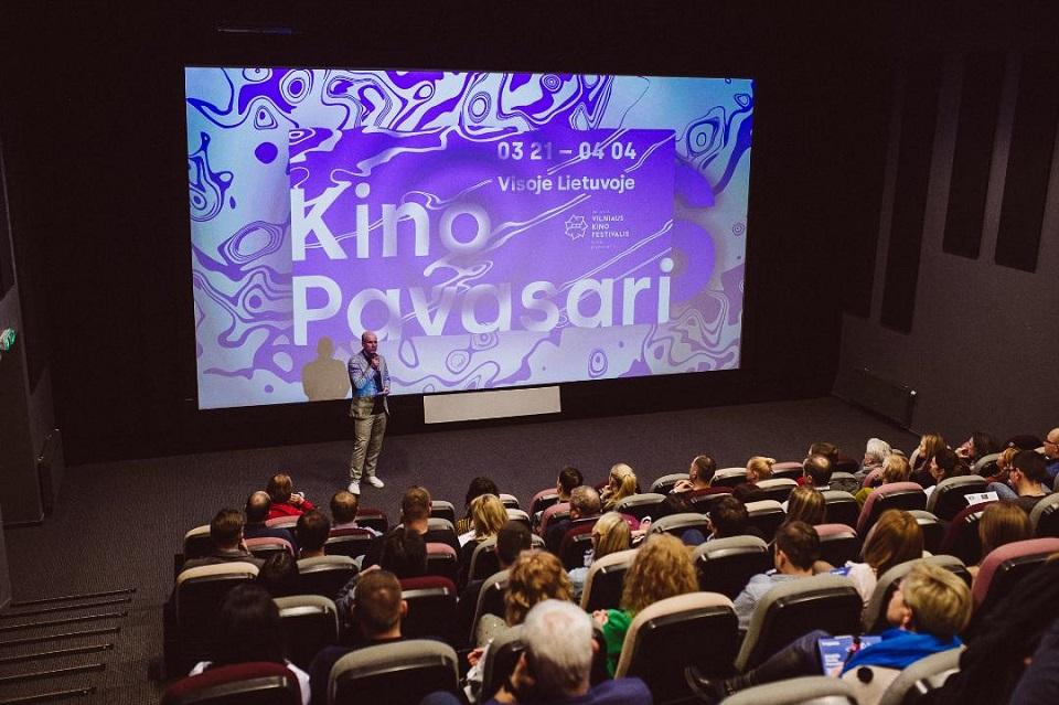 """""""Kino pavasaris"""" atkeliavo su """"Vasara"""""""