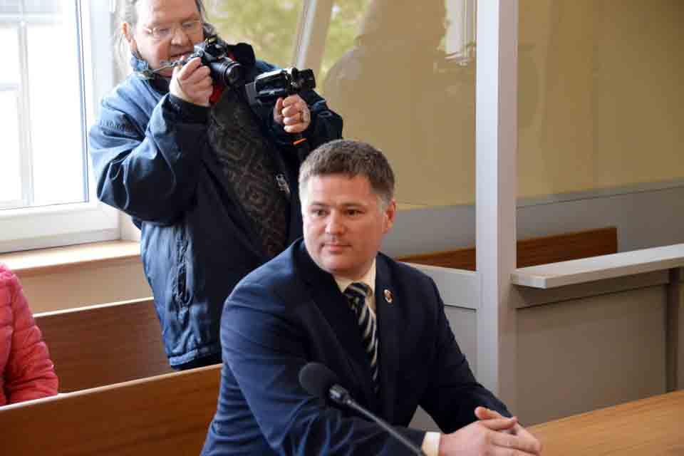 Prokuroras nori griežtesnės bausmės V. Titovui