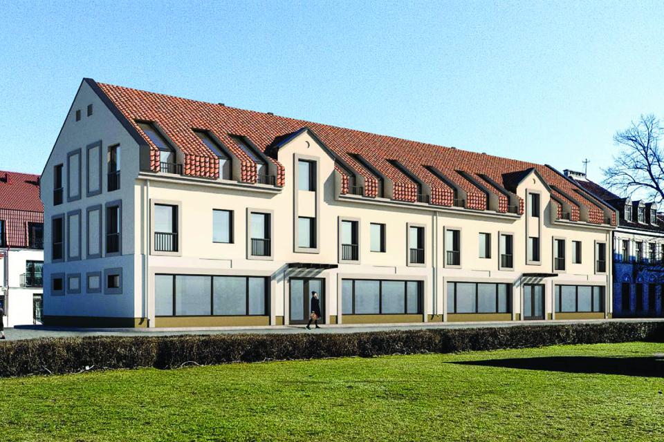 Šalia Jono kalnelio – naujas viešbutis