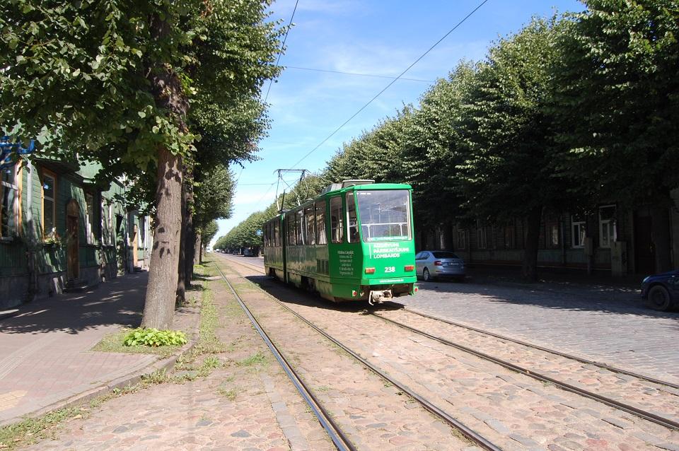 Olštyno tramvajus