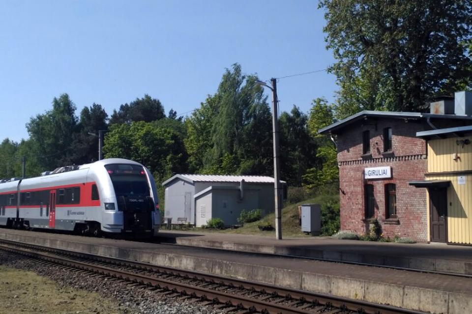 Maršrute Vilnius-Klaipėda daugėja keleivių