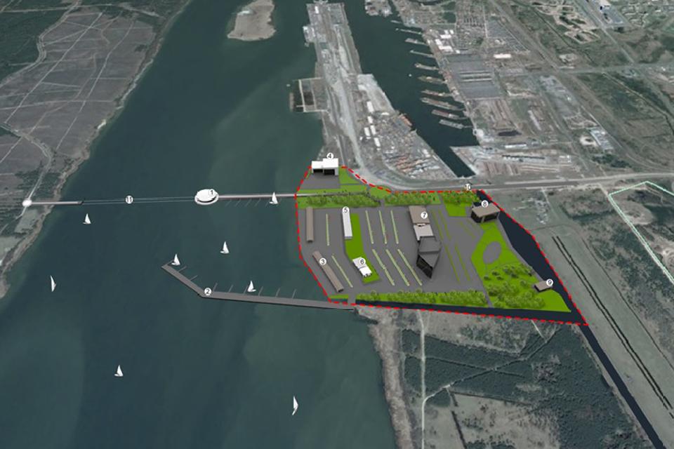 Statyti tunelį tarp Klaipėdos ir nerijos siūloma kviestis norvegus