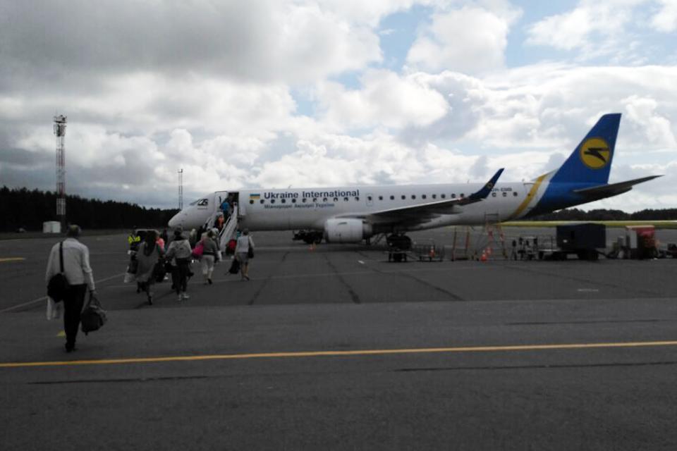 Kompensacijos už atidėtą skrydį galima reikalauti išvykimo valstybėje