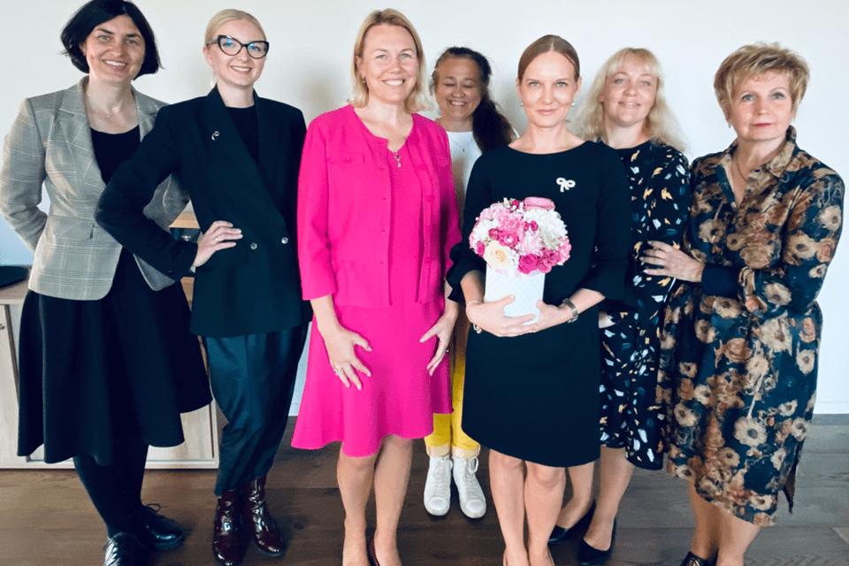 Klaipėdos prekybos, pramonės ir amatų rūmuose – ir verslo moterų tinklas